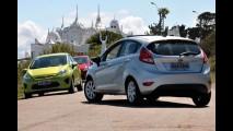 Ford anuncia investimento de R$ 500 milhões na fábrica de Taubaté-SP