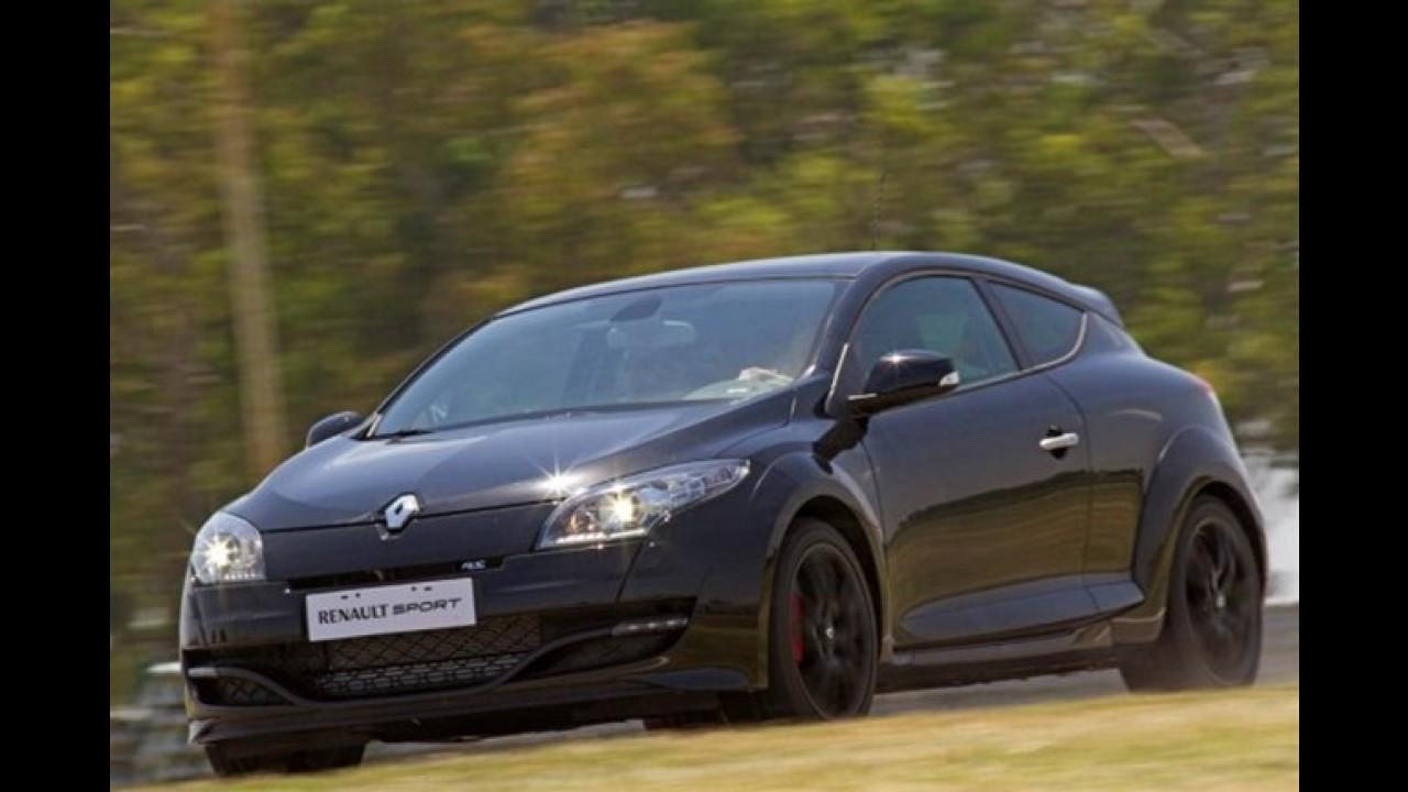 Renault lança Mégane RS na Argentina