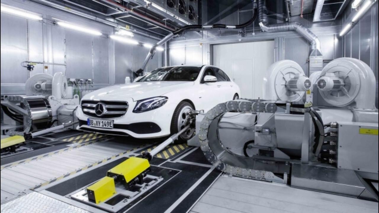 """[Copertina] - Mercedes-AMG """"53"""", in arrivo l'ibrido di Affalterbach"""