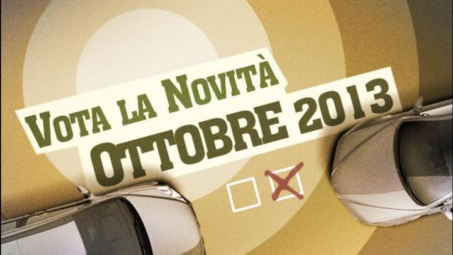 Vota la novità di ottobre 2013