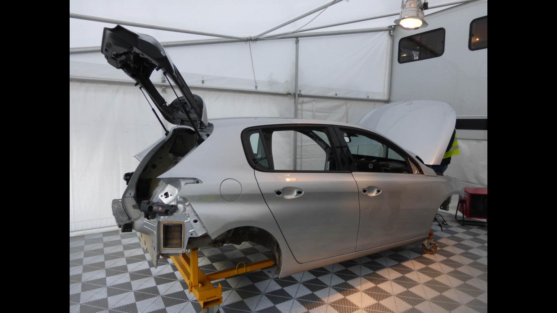 Peugeot 308 100mila Km Dopo