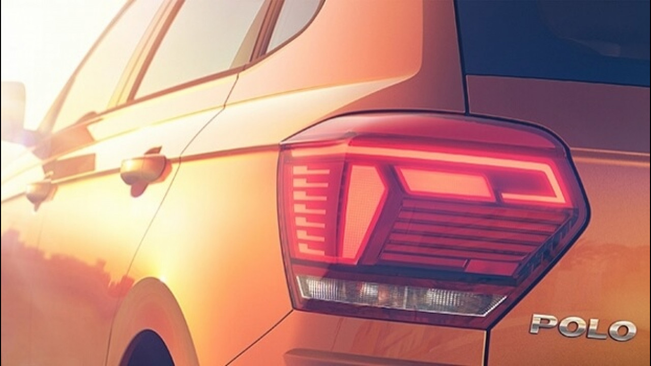 [Copertina] - Nuova Volkswagen Polo, ecco le prime foto