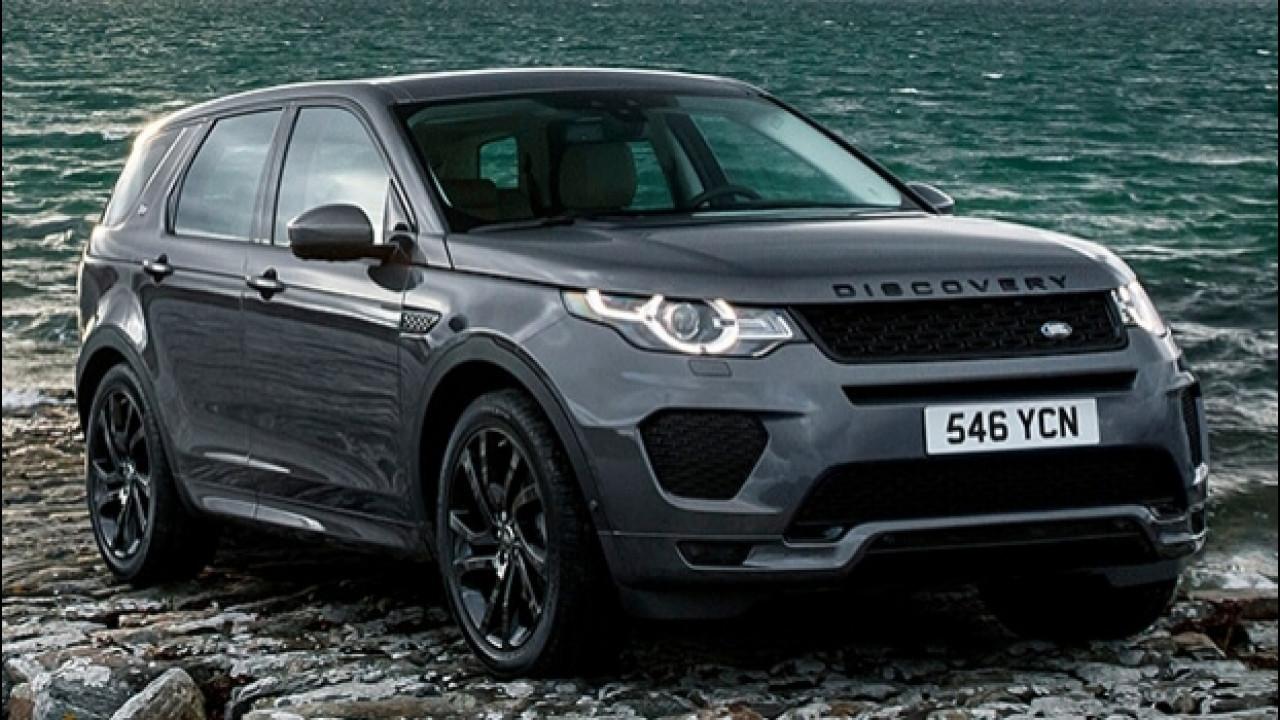 [Copertina] - Land Rover Discovery Sport e Range Rover Evoque, arrivano altri motori Ingenium