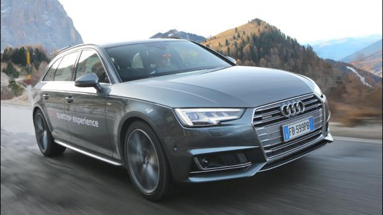 [Copertina] - Audi A4, la nuova