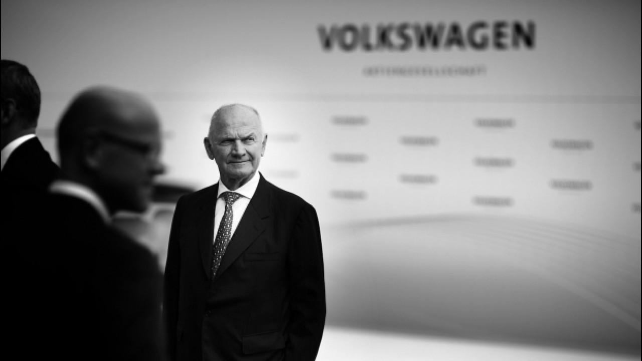 "[Copertina] - Ferdinand Piech ha ""abdicato"": vendute le quote in Volkswagen"