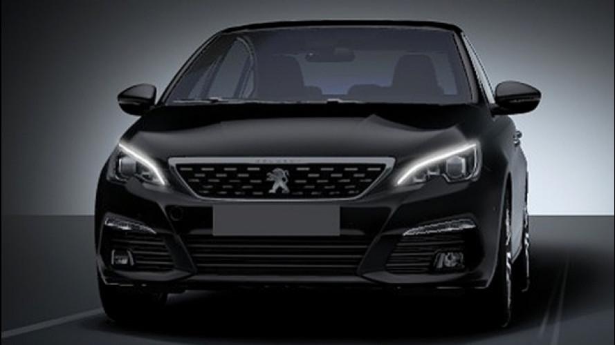 [Copertina] - Peugeot 308 restyling, le prime immagini dei ritocchi