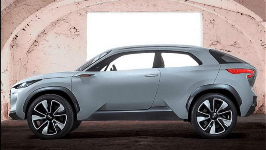 Hyundai Intrado concept: leggera e a idrogeno