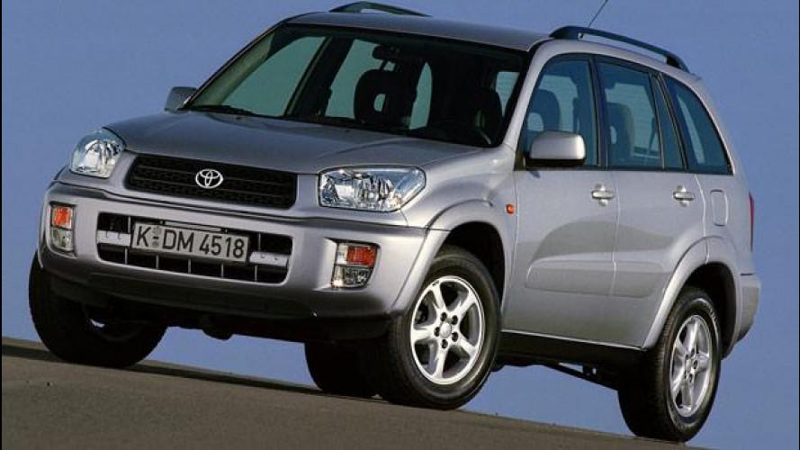 """Toyota Rav4, semplicemente """"il"""" SUV"""