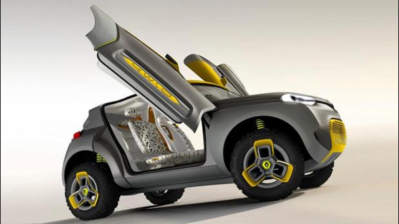 [Copertina] - Renault KWID Concept