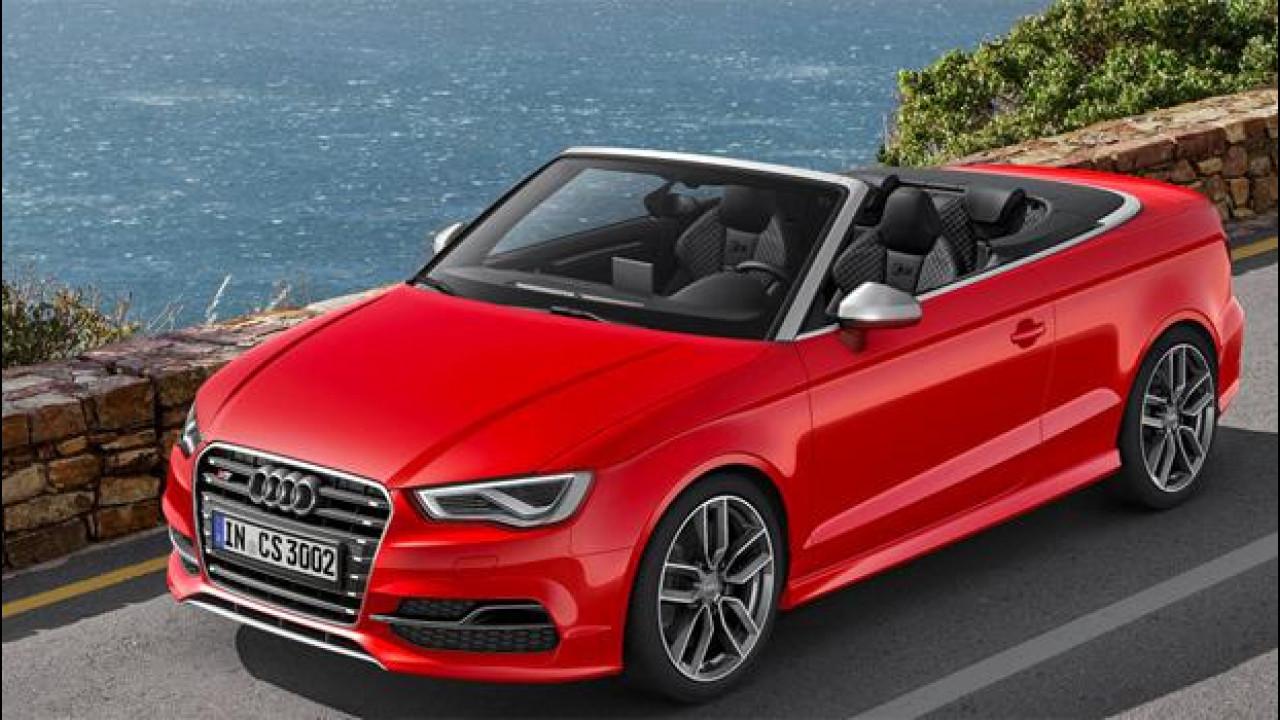 [Copertina] - Audi S3 Cabriolet, per una guida veloce all'aria aperta