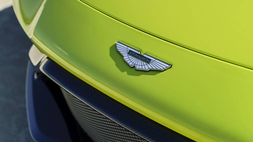 Aston Martin has Brexit customs backup plan
