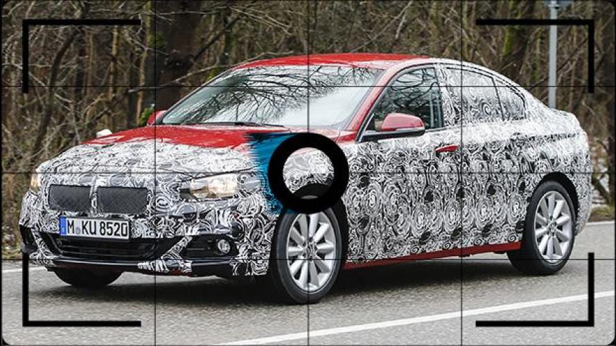 BMW Serie 1, è in arrivo la berlina 3 volumi