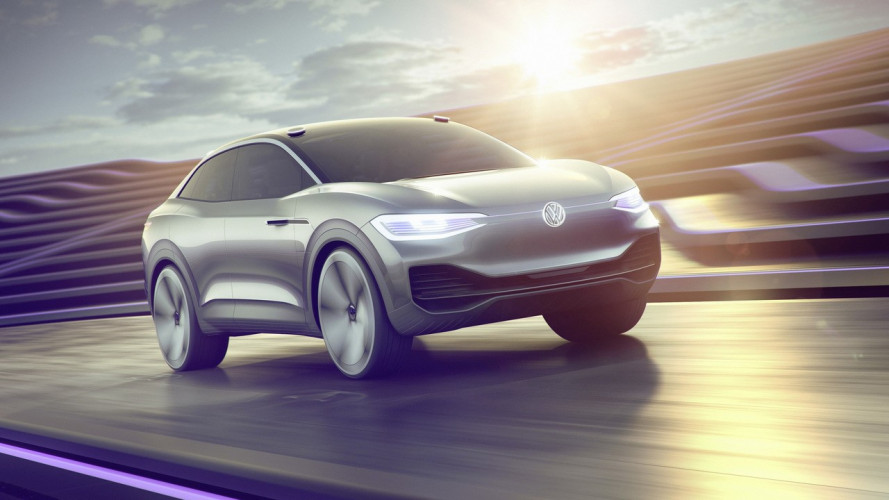 Volkswagen I.D. Crozz, l'elettrica fatta crossover [VIDEO]