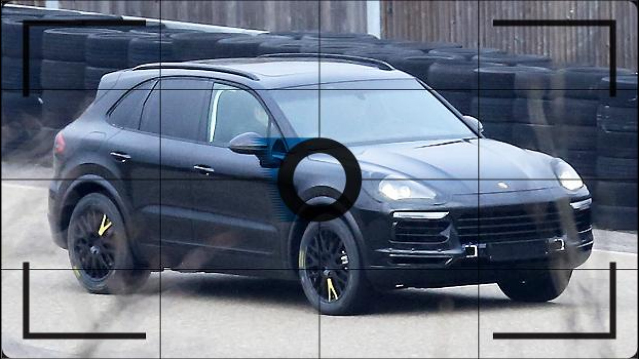 [Copertina] - Porsche Cayenne, le foto spia della terza generazione