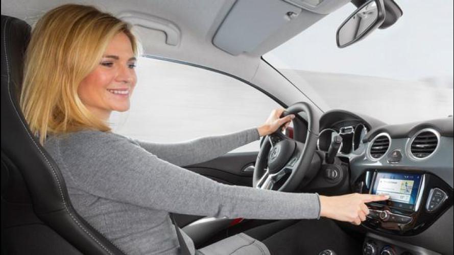 Opel Adam, iniezione hi-tech