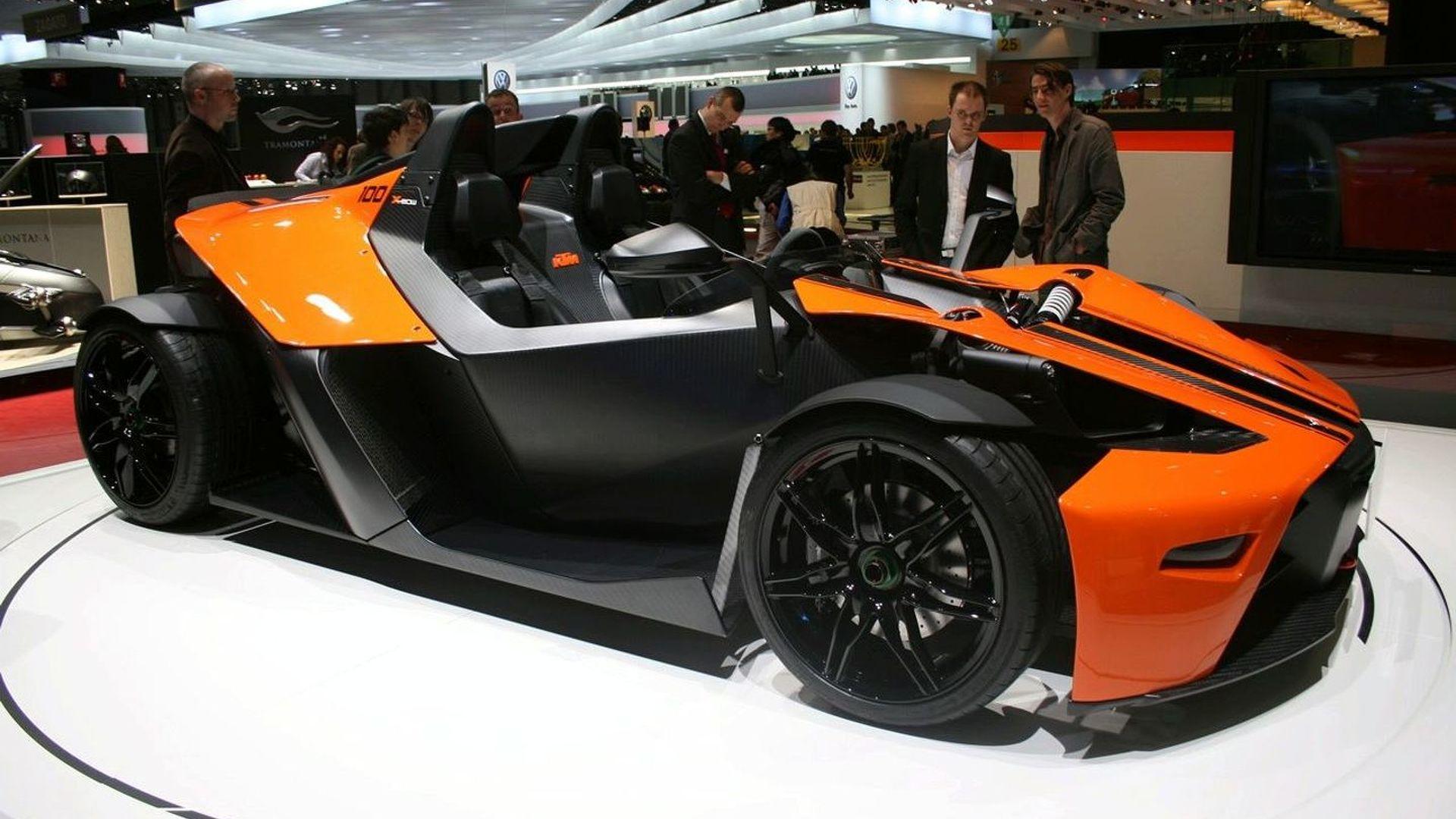 Ktm X Bow >> Ktm X Bow Dallara In Geneva 100 Units Only