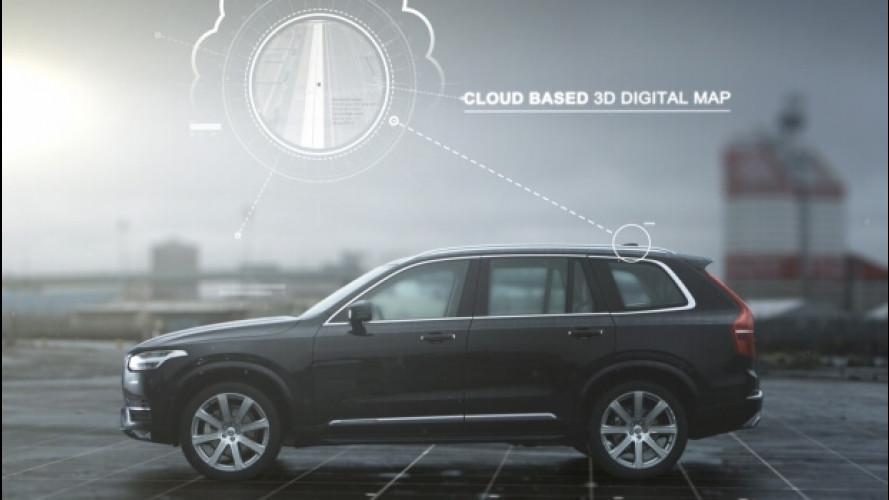 [Copertina] - Le Volvo che si guidano da sole arrivano nel 2021