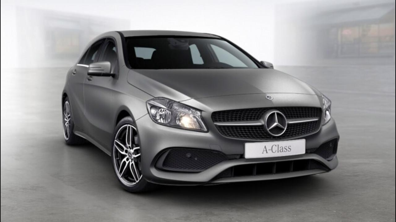 [Copertina] - Mercedes Classe A Sport Star Edition, speciale per i 5 anni