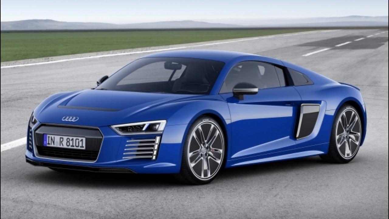 [Copertina] - Audi, la supercar del futuro sarà anche elettrica?