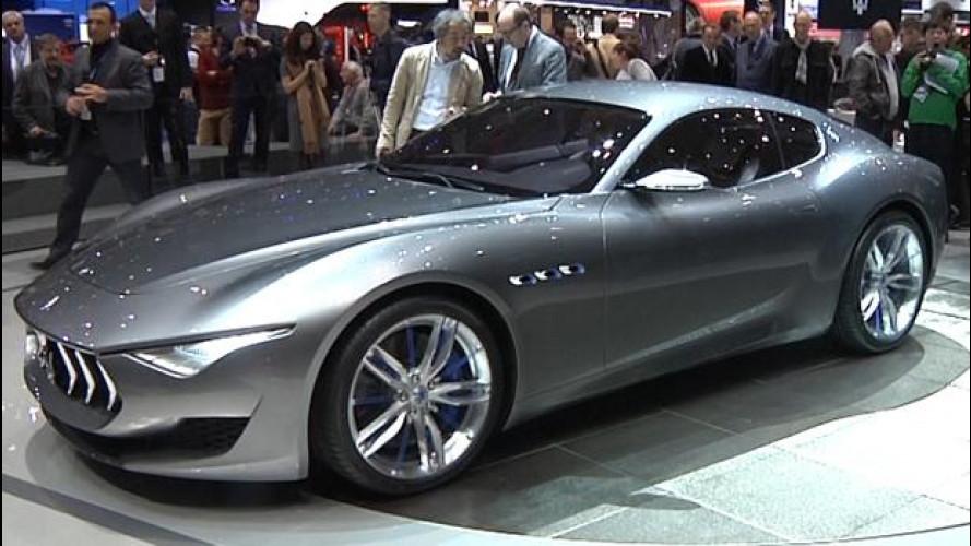 Maserati Alfieri, ringraziamo questo signore: il suo designer