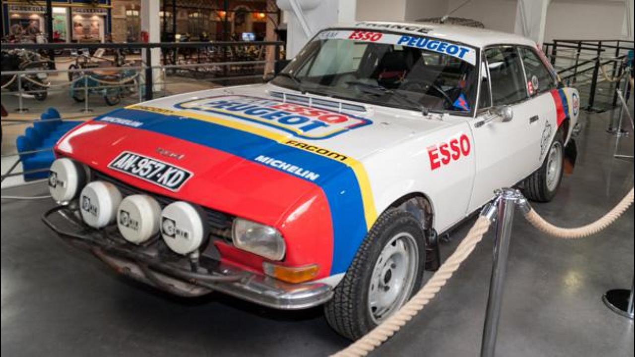[Copertina] - Auto e Moto d'Epoca, il Club Peugeot porta il mito della Parigi-Dakar