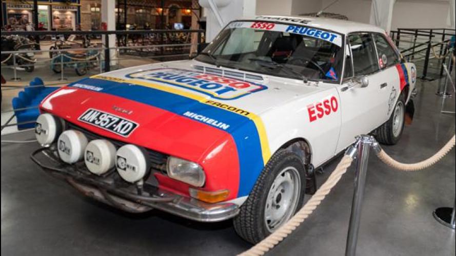 Auto e Moto d'Epoca, il Club Peugeot porta il mito della Parigi-Dakar
