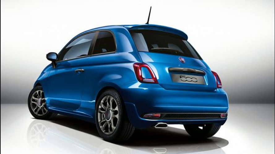 Nuova Fiat 500S, S come sportiva [VIDEO]