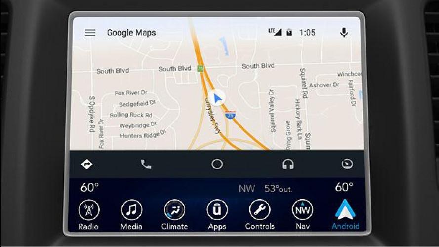 [Copertina] - Uconnect, la quarta generazione si connette allo smartphone