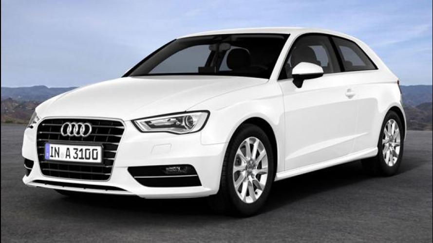 Audi A3, la prossima generazione sarà anche crossover
