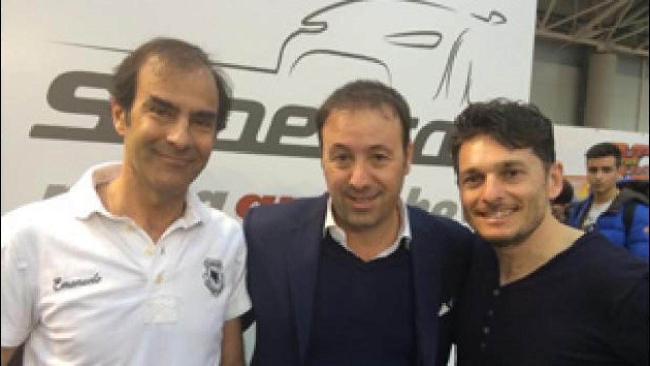 [Copertina] - Supercar show torna a Roma