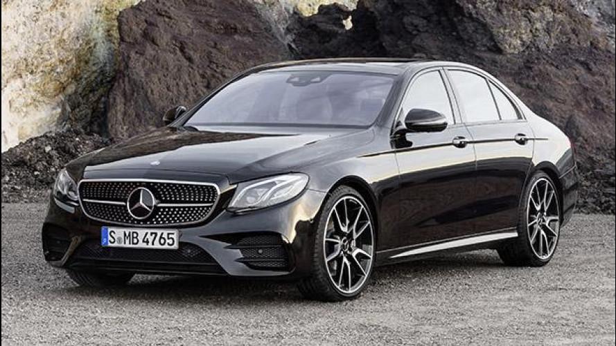 Mercedes-AMG E 43 4MATIC, la potenza inizia qui