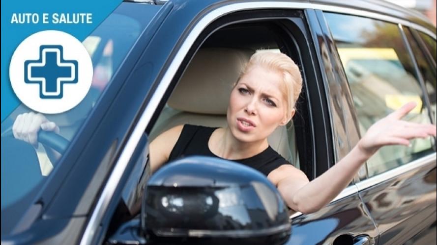 Stress da traffico, 3 dritte per prevenirlo