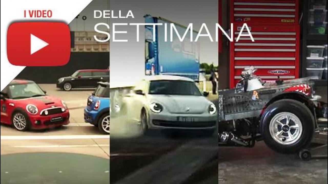 [Copertina] - Guinness Record, tre emozionanti primati al volante [VIDEO]