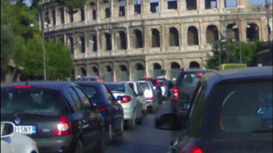 Blocco del traffico a Roma domenica 19 gennaio: chi può circolare