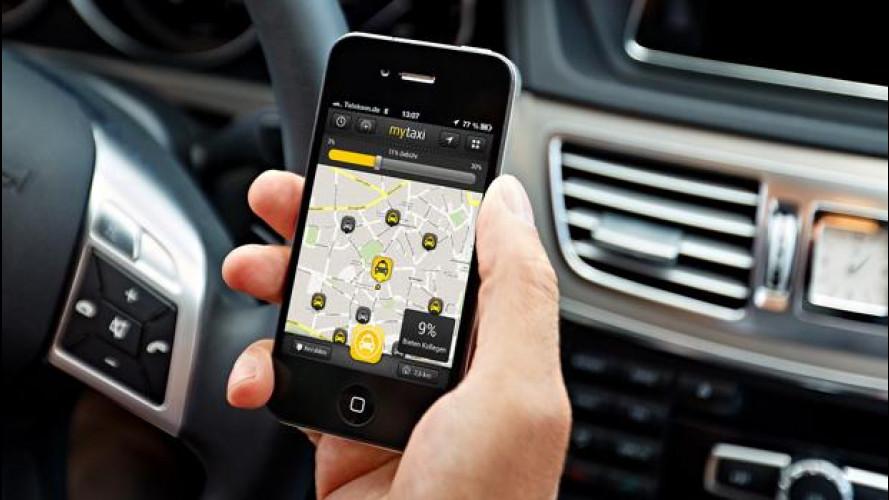 [Copertina] - MyTaxi, così Mercedes sfida Uber