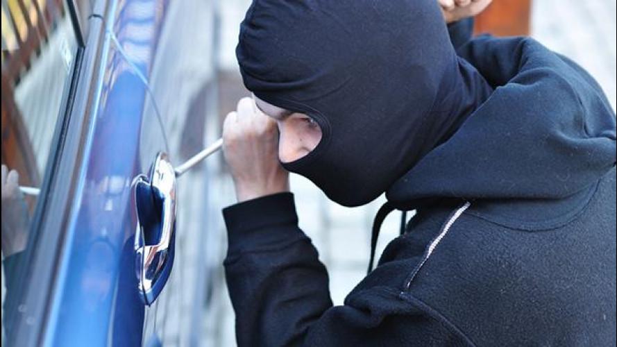 Auto aziendale, occhio alle clausole sul furto