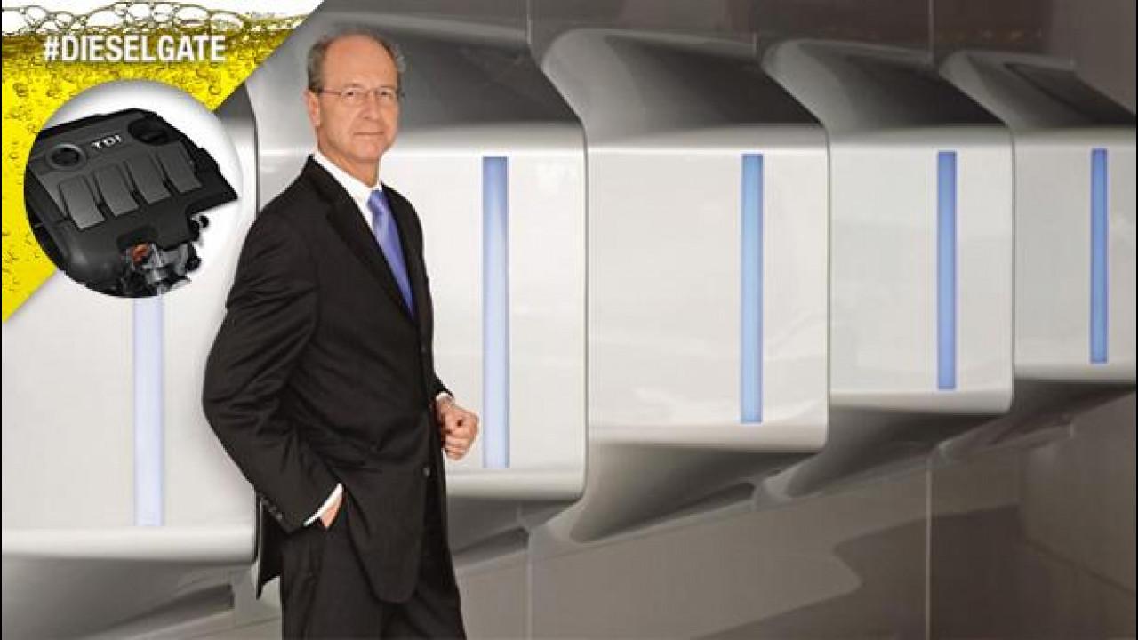 [Copertina] - Dieselgate, il nuovo presidente Volkswagen è Hans Dieter Pötsch