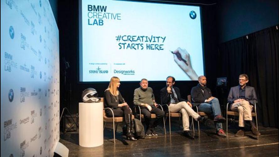 BMW Creative Lab, spazio alle idee