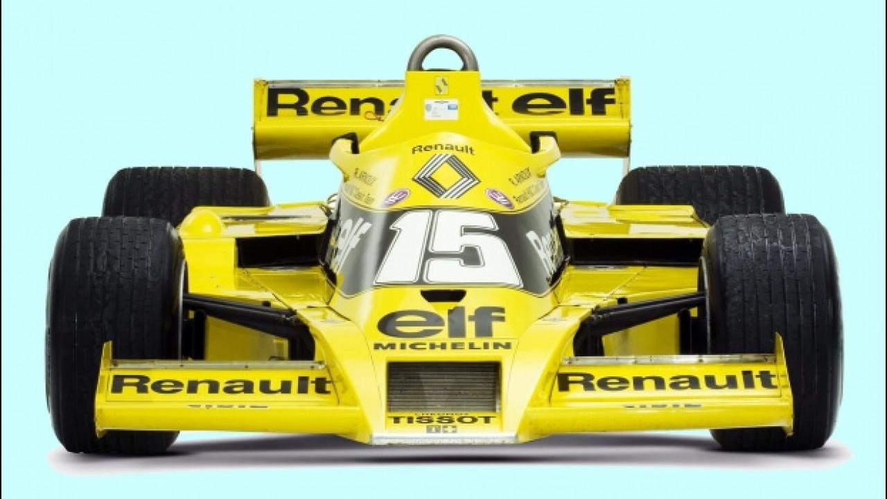 [Copertina] - Renault, 40 anni di successi e innovazione in Formula 1