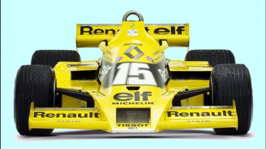 Renault, 40 anni di successi e innovazione in Formula 1