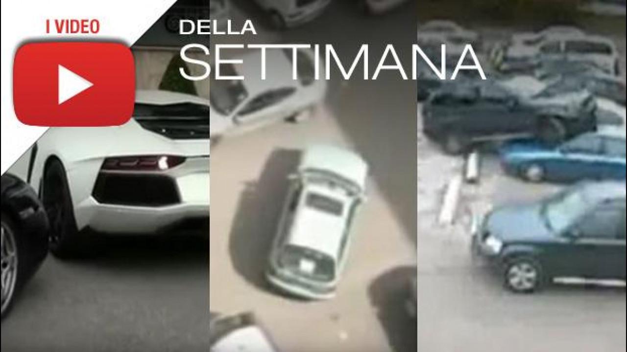[Copertina] - Video divertenti, i parcheggi più assurdi [VIDEO]
