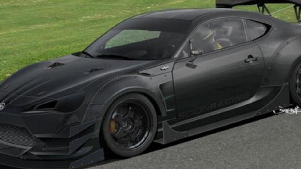 Three custom scion fr s heading to sema - Scion frs custom ...