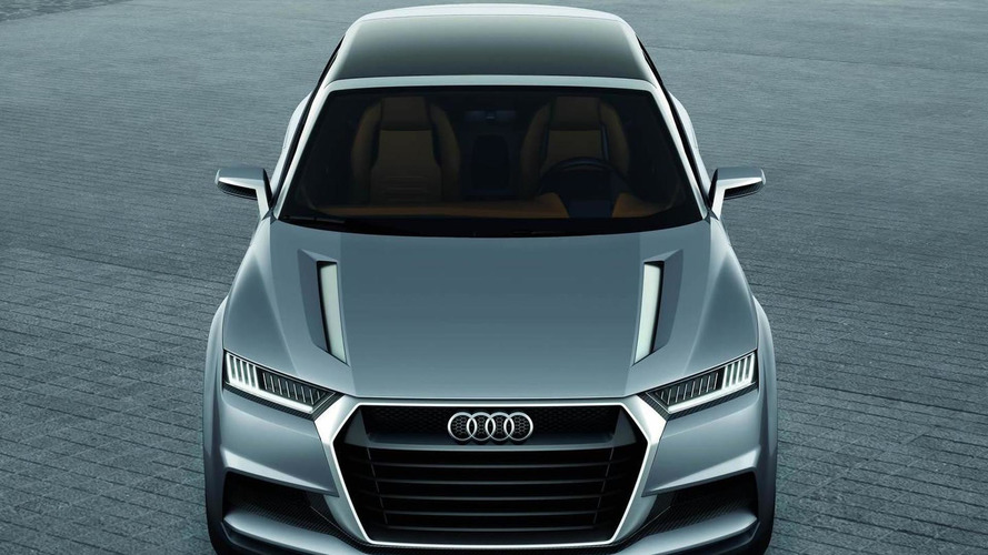 Audi Q8 Crossover-Coupe approved for production - report