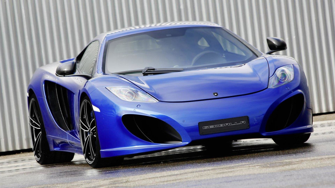 Gemballa GT based on McLaren MP4-12C 06.03.2012