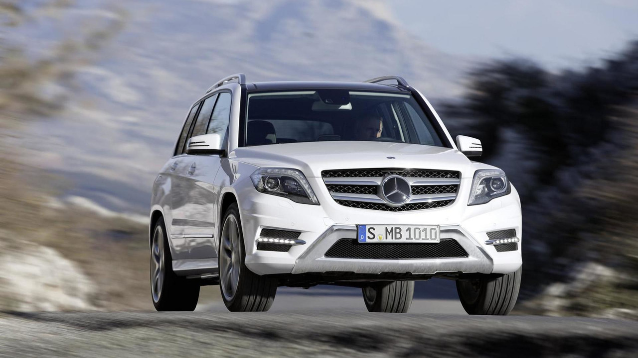 mercedes glk 250 4matic announced rh motor1 com mercedes glk owners manual pdf mercedes glk owner's manual