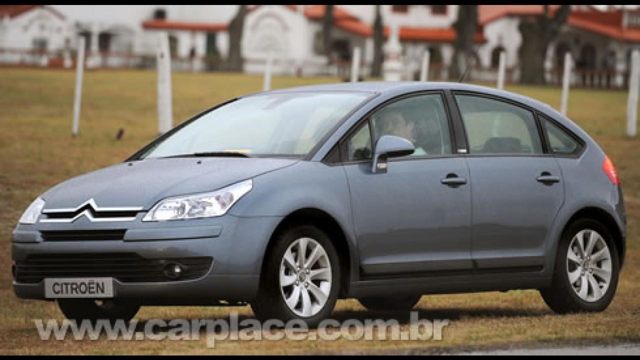 Novo Citroën C4 Hatch chega ao Brasil em março por R$ 53.800
