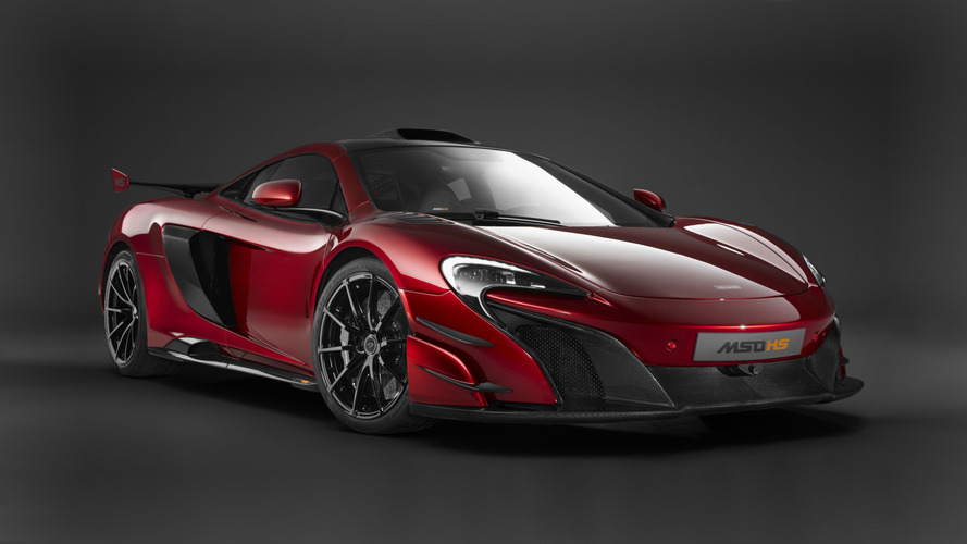 McLaren MSO HS 25-strong production run sold out