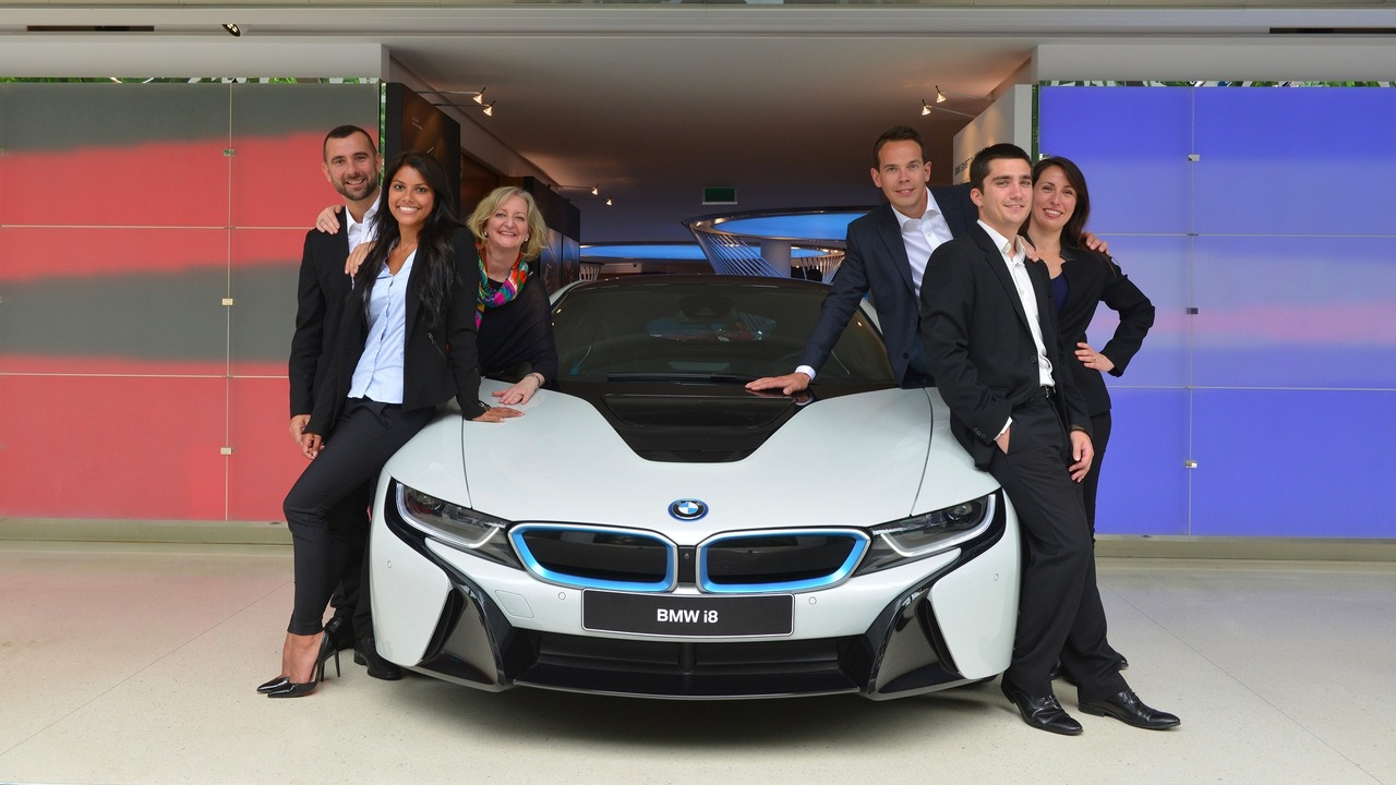 BMW recrutement France