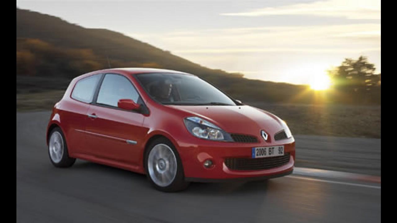 Novo Renault Clio pode chegar ao Brasil em 2009