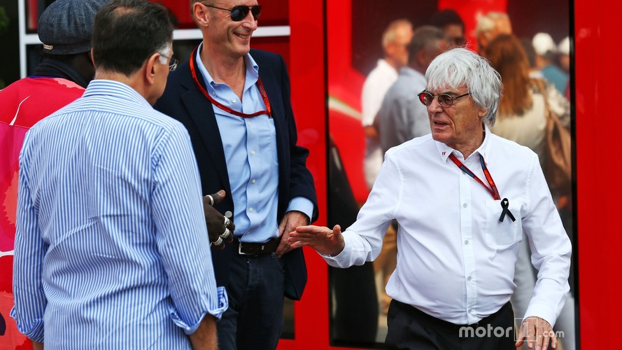 Teams downplay talk of Ecclestone exit from F1